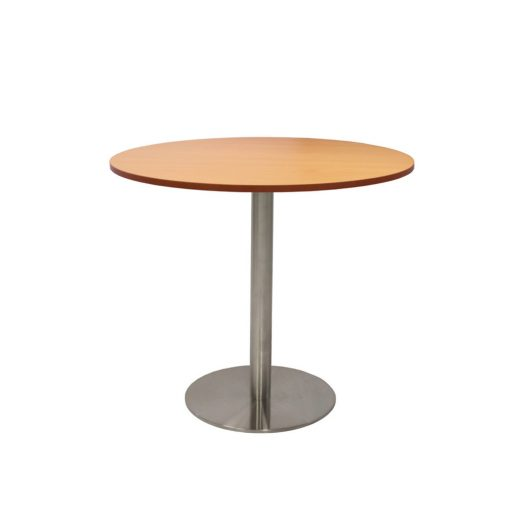 Disc Base Round Meeting Table