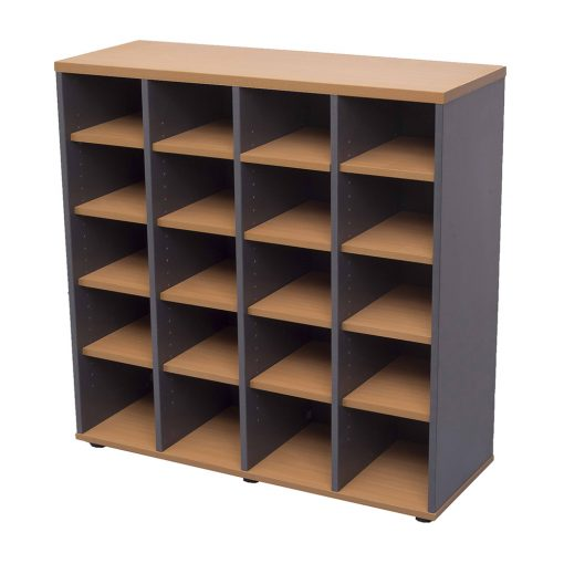 Rapid Worker Pigeonhole Unit