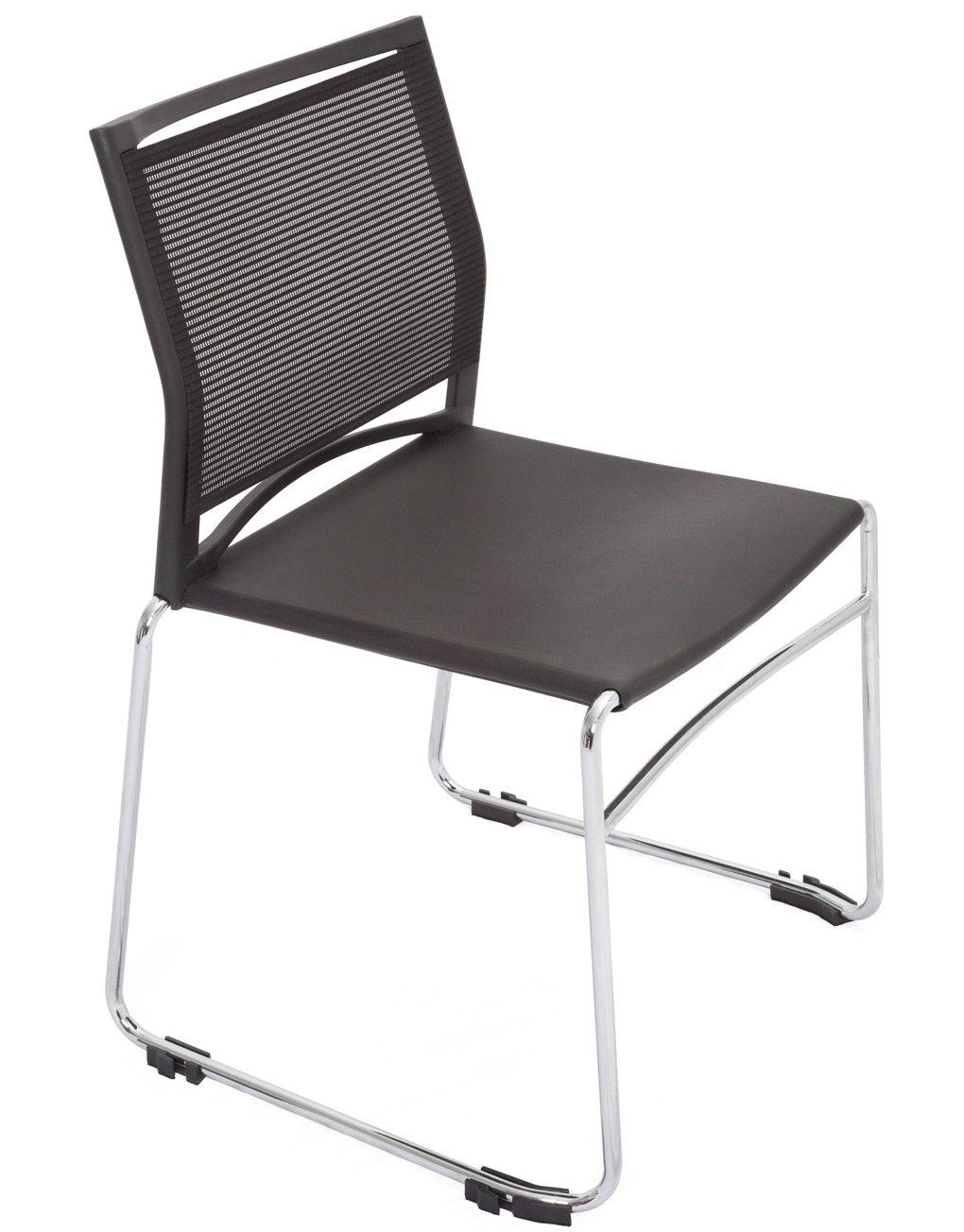 WEB STACKABLE VISITOR CHAIR