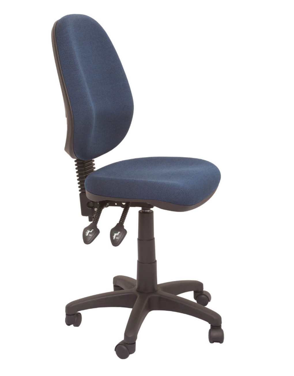 View High Back Ergonomic Office Chair 2 Lever