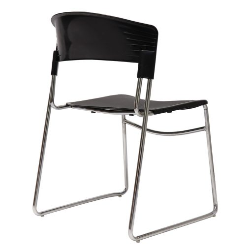 Zola Stackable Visitors Chair 1