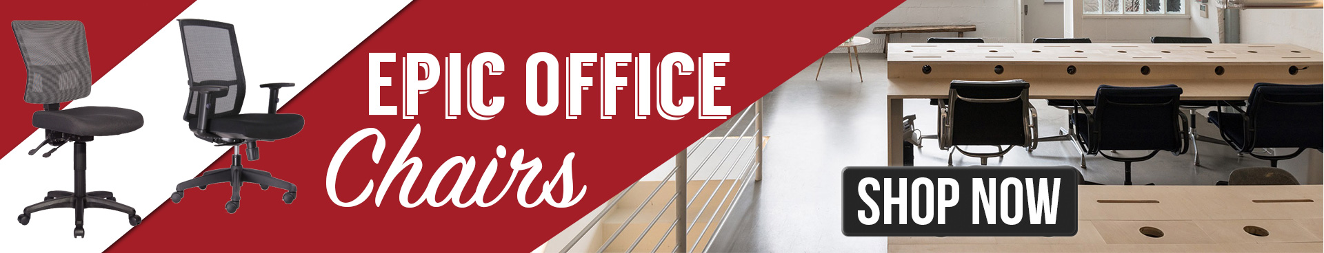 Epic Office Furniture | Brisbane, Sydney and Melbourne!