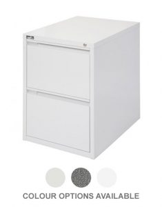 Filing Cabinet - 2 Drawer