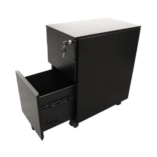Black pedestal 2