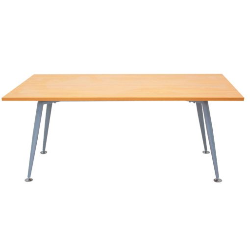 Rapid Span Meeting Table Beech