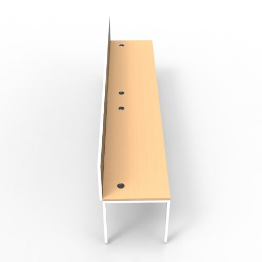 Profile Leg 2 Person Beech with screen 2
