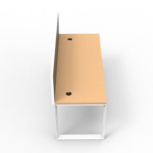 Loop Leg 1 Person Beech with screen 2