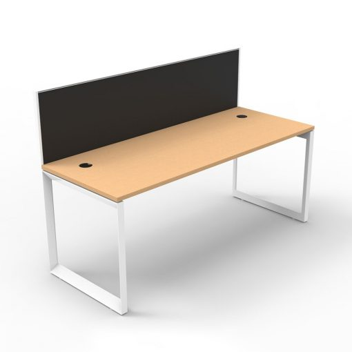 Loop Leg 1 Person Beech with screen