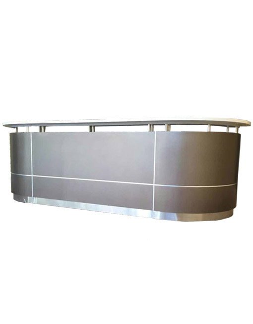 Executive C-Shape Reception Desk