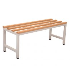 Single Sided Locker Room Bench