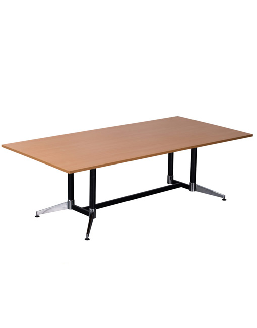 TYPHOON SMALL BOARDROOM TABLE EPIC OFFICE FURNITURE - Small boardroom table