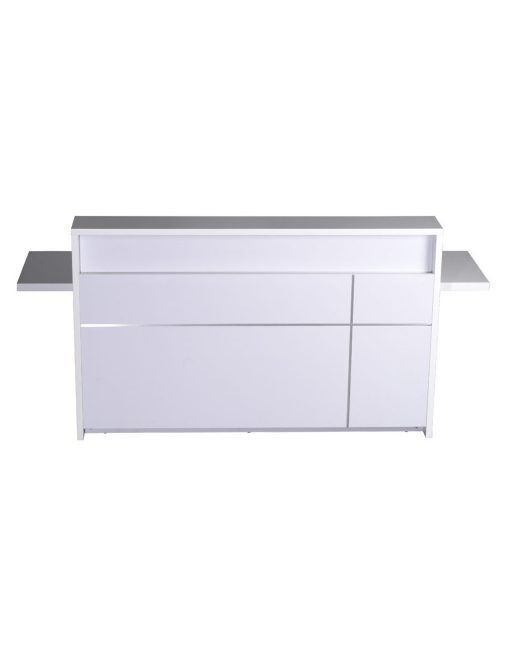 5-0 Reception Counter