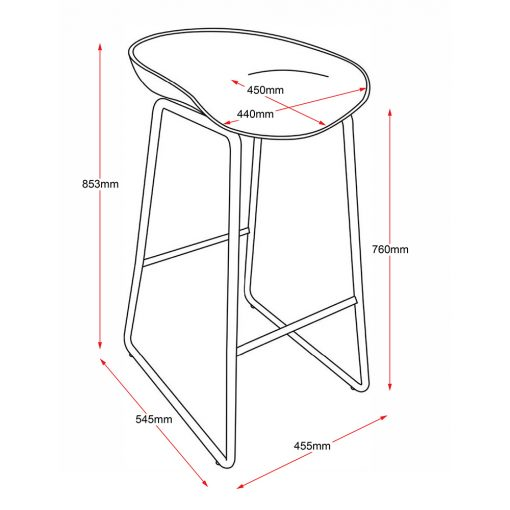 Aries Stool LD
