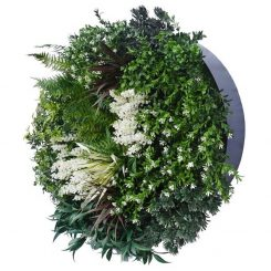 Splice 60 Greenery Wall Disc