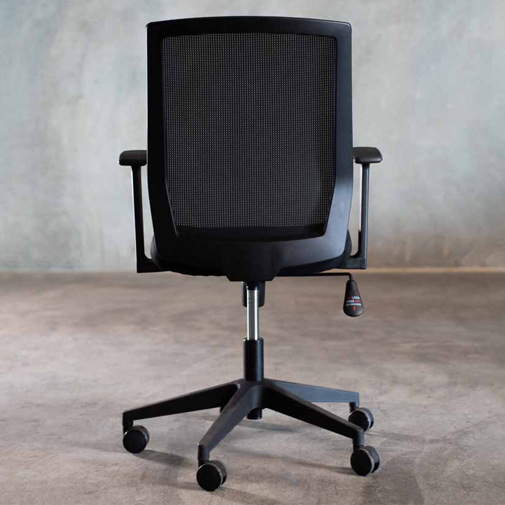 Office Furniture Free Shipping: 10 Magnum Mesh Chairs