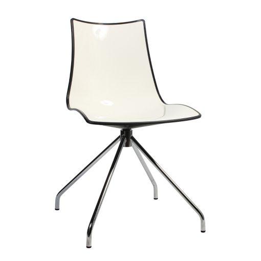 Zebra trestle chair anthracite