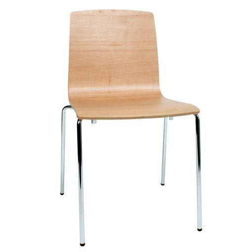Calais Chair metal leg