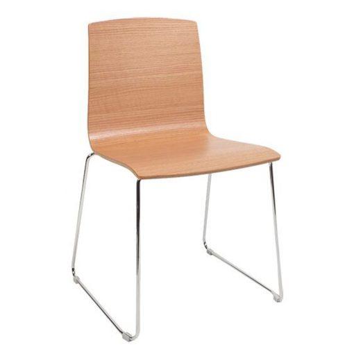 Calais Chair sled leg