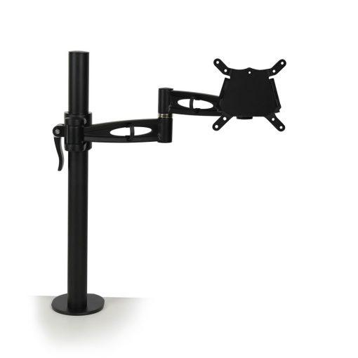 Kardo Single Monitor Arm Black