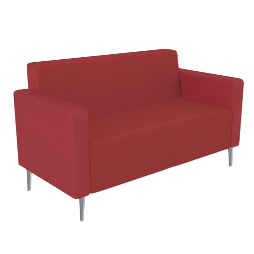 Koosh Lounge double red