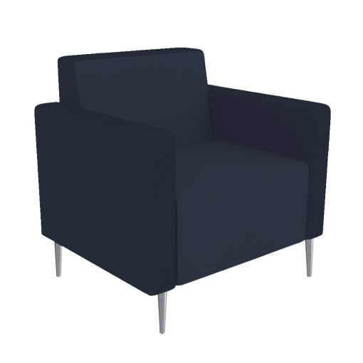 Koosh Lounge single navy