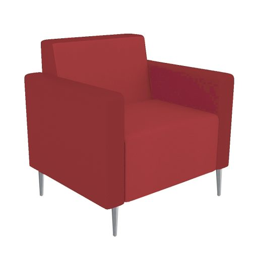 Koosh Lounge single red