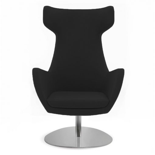 Prestige Lounge disc black