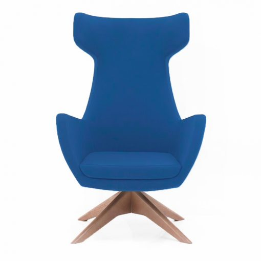 Prestige Lounge timber cobalt