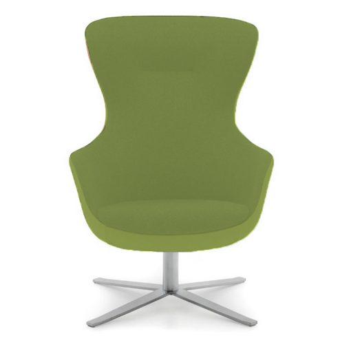Queen 4 Point green
