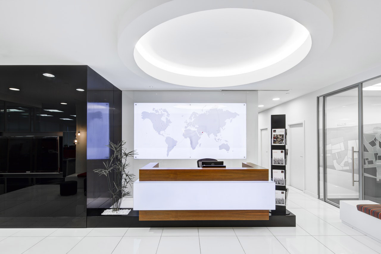 The Importance of Choosing the Right Reception Desk