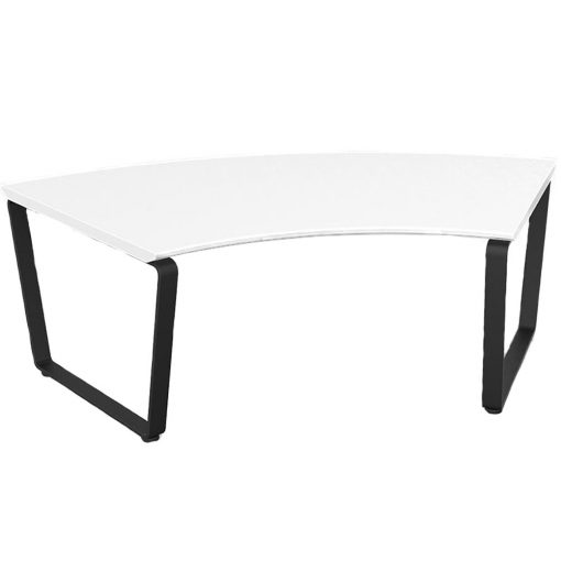 Motion-Coffee-Table-Curved---White