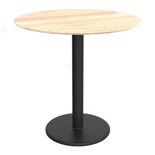 Motion-Round-Table-Stand-Height---beech