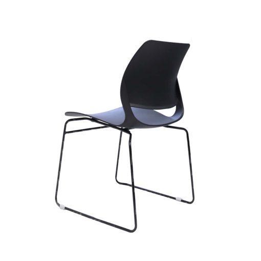 Vivid Chair Black 2
