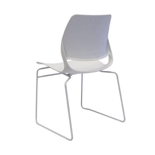 Vivid Chair White 2