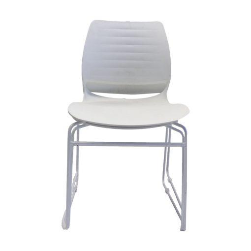 Vivid Chair White