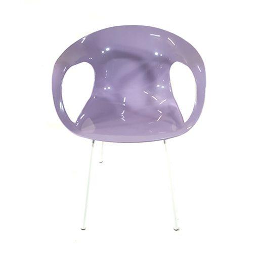 Dome 4 leg purple