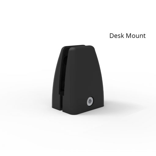 Mount desk black