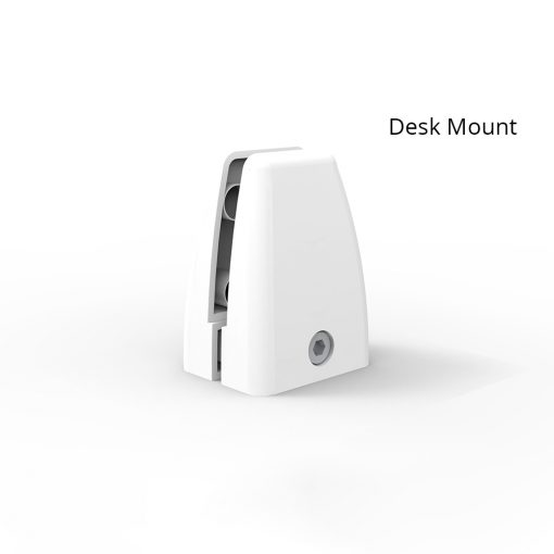 Mount desk white