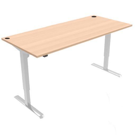Apollo Desk White Frame