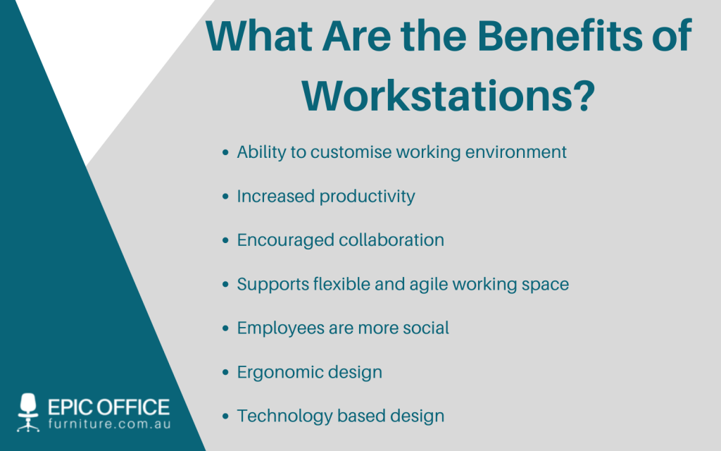 What are the benefits of workstations
