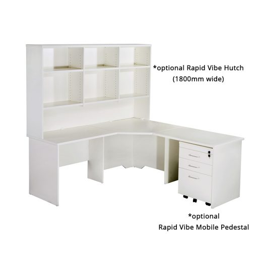Rapid Vibe Corner Workstation 3