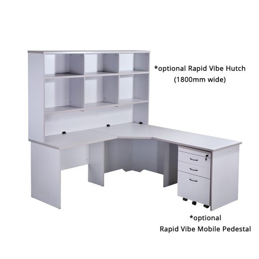 Rapid Vibe Corner Workstation 4
