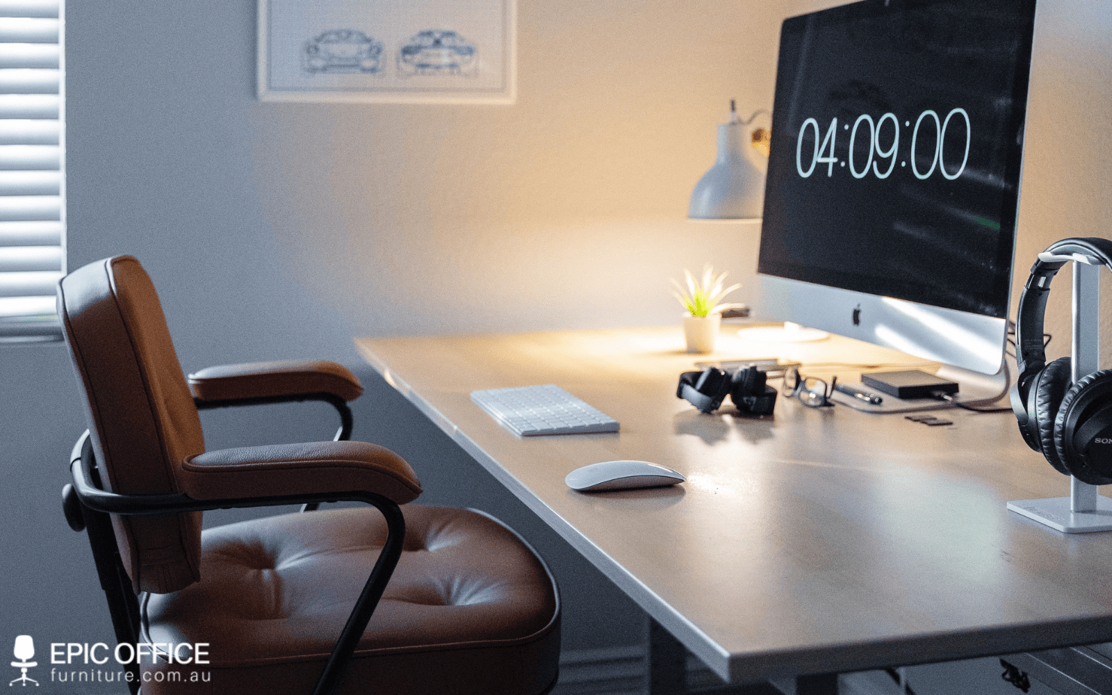How to Make Your Home Office Look Professional – 6 Simple Tips