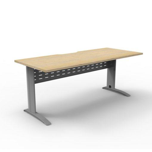Deluxe Rapid Span Straight Desk