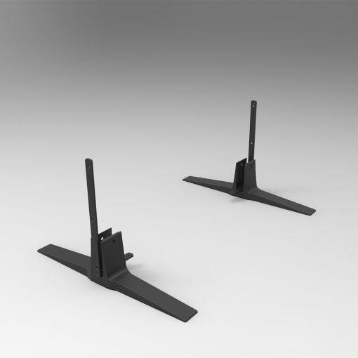 SHUSH30 freestanding feet - black