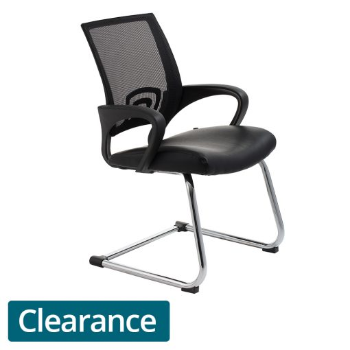 Vision Cantilever Chair 01