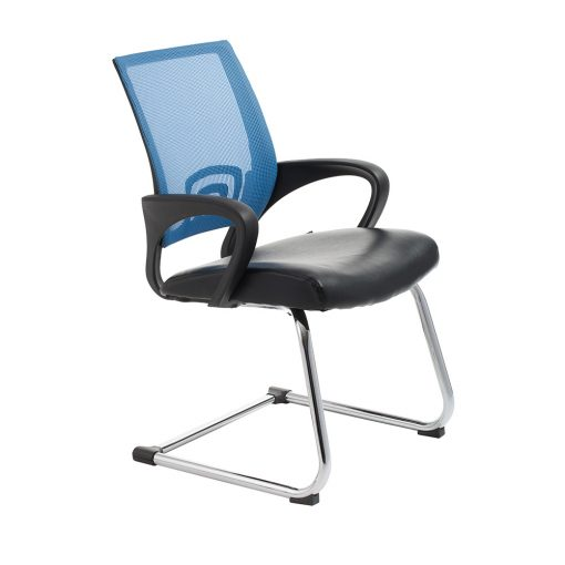 Vision Cantilever Chair BLUE