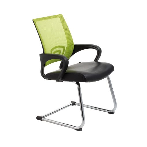 Vision Cantilever Chair GREEN